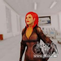 Scarlet Johansson - Black Widow pour GTA San Andreas