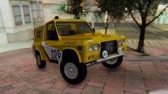 Aro 242 - Dakar 1985