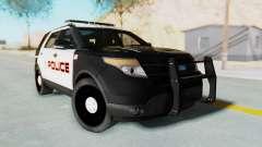 Ford Explorer Police