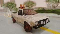 Volkswagen Caddy Military Vehicle