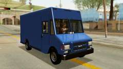 Boxville from GTA 5