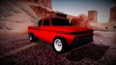 Chevrolet C10 Rusty Rebel