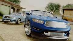 GTA 5 Vapid Greenwood