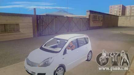 Nissan Note v1.0 Final für GTA San Andreas