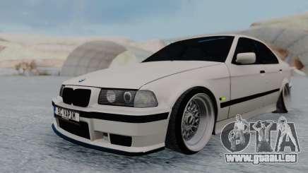 BMW 3-er E36 für GTA San Andreas