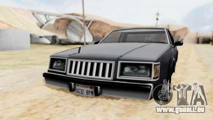 MajesticX pour GTA San Andreas