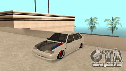 Vaz 2114 Armenian pour GTA San Andreas