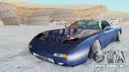 ZR-350 Stance pour GTA San Andreas