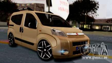 Fiat Fiorino für GTA San Andreas