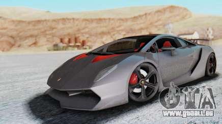 Lamborghini Sesto Elemento 2010 pour GTA San Andreas