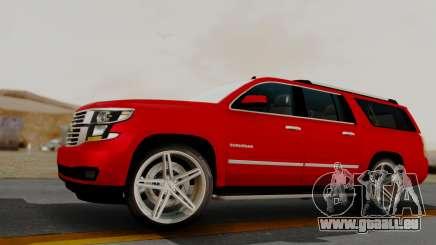 Chevrolet Suburban 2015 LTZ pour GTA San Andreas