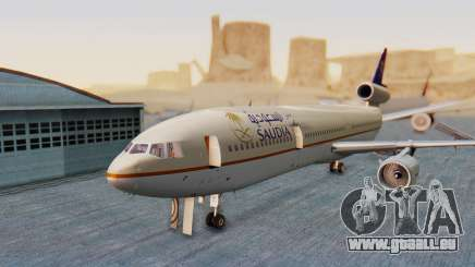 McDonnell-Douglas DC-10-30 Saudia pour GTA San Andreas