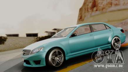 GTA 5 Benefactor Schafter LWB IVF pour GTA San Andreas