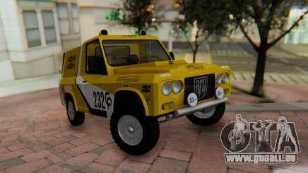 Aro 242 - Dakar 1985 für GTA San Andreas
