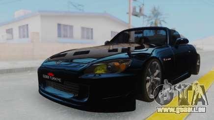 Honda S2000 pour GTA San Andreas
