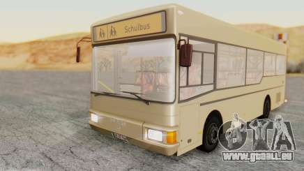 MAN NM 222 pour GTA San Andreas