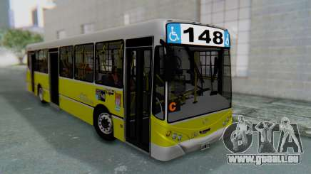 Mercedes-Benz 1718L-SB Linea 148 für GTA San Andreas