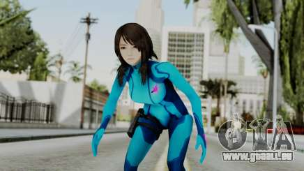 Fatal Frame 5 Yuri Zero Suit für GTA San Andreas
