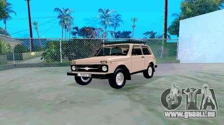 VAZ Niva für GTA San Andreas
