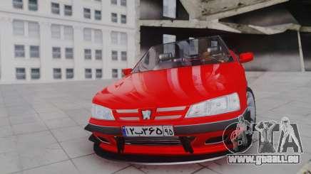 Peugeot Pars Spayder Sport pour GTA San Andreas