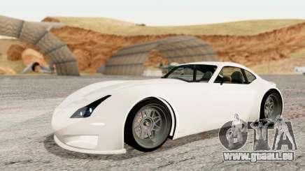 GTA 5 Bravado Verlierer Stock für GTA San Andreas
