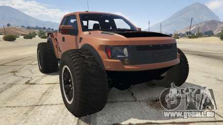 Ford Velociraptor 1500 hp für GTA 5