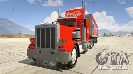 Coca Cola Truck v1.1 für GTA 5