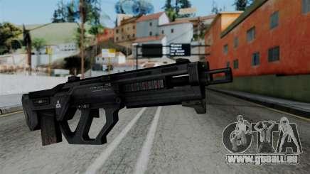 CoD Black Ops 2 - SMR für GTA San Andreas