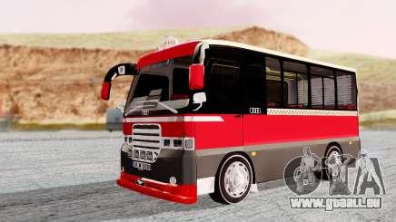 Otokar Magirus M2000 26M0009 für GTA San Andreas