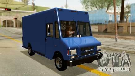 Boxville from GTA 5 pour GTA San Andreas