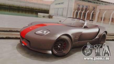 GTA 5 Bravado Banshee 900R Carbon IVF für GTA San Andreas