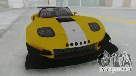 GTA 5 Bravado Banshee 900R Tuned pour GTA San Andreas