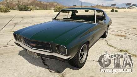 Holden HQ GTS Monaro pour GTA 5