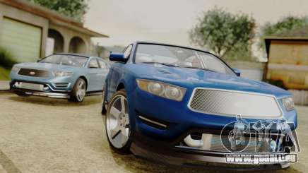 GTA 5 Vapid Greenwood pour GTA San Andreas