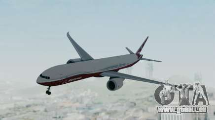 Boeing 777-9x House für GTA San Andreas