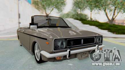 Peykan 80 Spyder pour GTA San Andreas