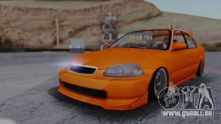 Honda Civic EG Ferio für GTA San Andreas