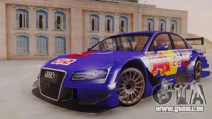 Audi A4 2008 DTM pour GTA San Andreas