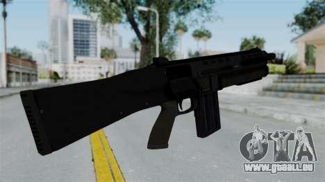 GTA 5 Assault Shotgun pour GTA San Andreas troisième écran