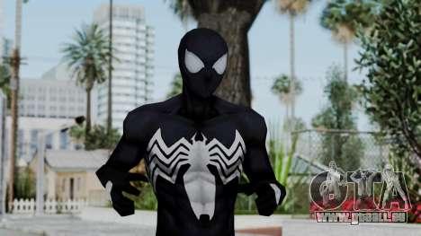 Marvel Future Fight Spider Man Black v2 pour GTA San Andreas