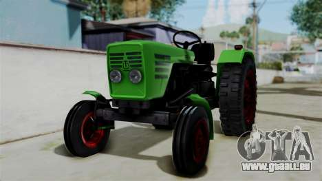 Torpedo Traktor pour GTA San Andreas