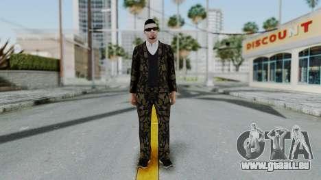 GTA Online DLC Executives and Other Criminals 5 pour GTA San Andreas deuxième écran