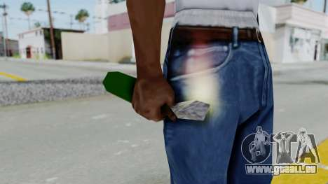 Vice City Molotov für GTA San Andreas dritten Screenshot
