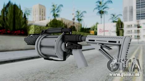 GTA 5 Grenade Launcher - Misterix 4 Weapons für GTA San Andreas zweiten Screenshot