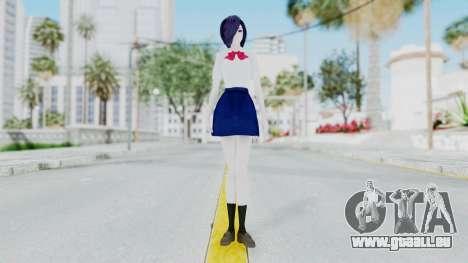 Touka (Tokyo Ghoul) für GTA San Andreas zweiten Screenshot