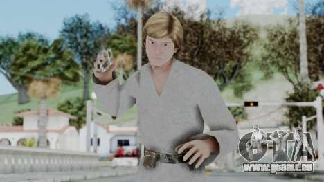 SWTFU - Luke Skywalker Tattoine Outfit pour GTA San Andreas