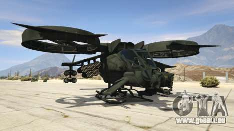 AT-99 Scorpion pour GTA 5