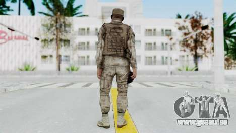 Crysis 2 US Soldier 3 Bodygroup A für GTA San Andreas dritten Screenshot