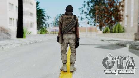 Crysis 2 US Soldier 8 Bodygroup B für GTA San Andreas dritten Screenshot