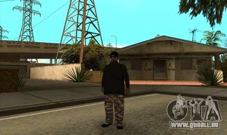 BALLAS3 für GTA San Andreas